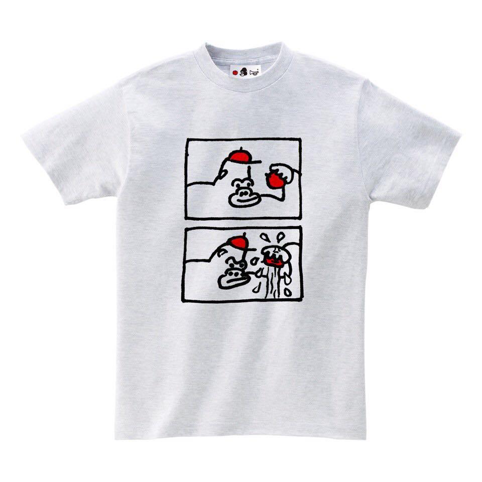 100%ORANGE Tシャツ