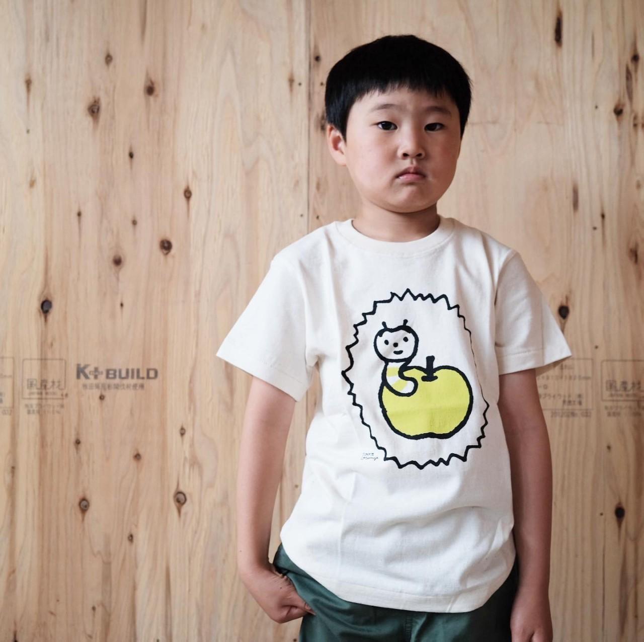 キッズ Tシャツ オーガニック 綿